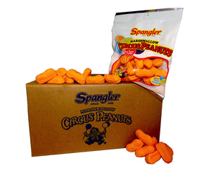 Circus Peanuts 5oz Bag 12 Count Case
