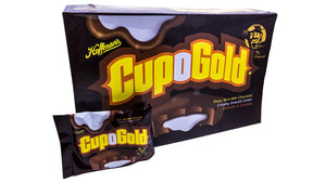 Cup O Gold Big Cup 1.25oz Candy Bar 24 Count Box
