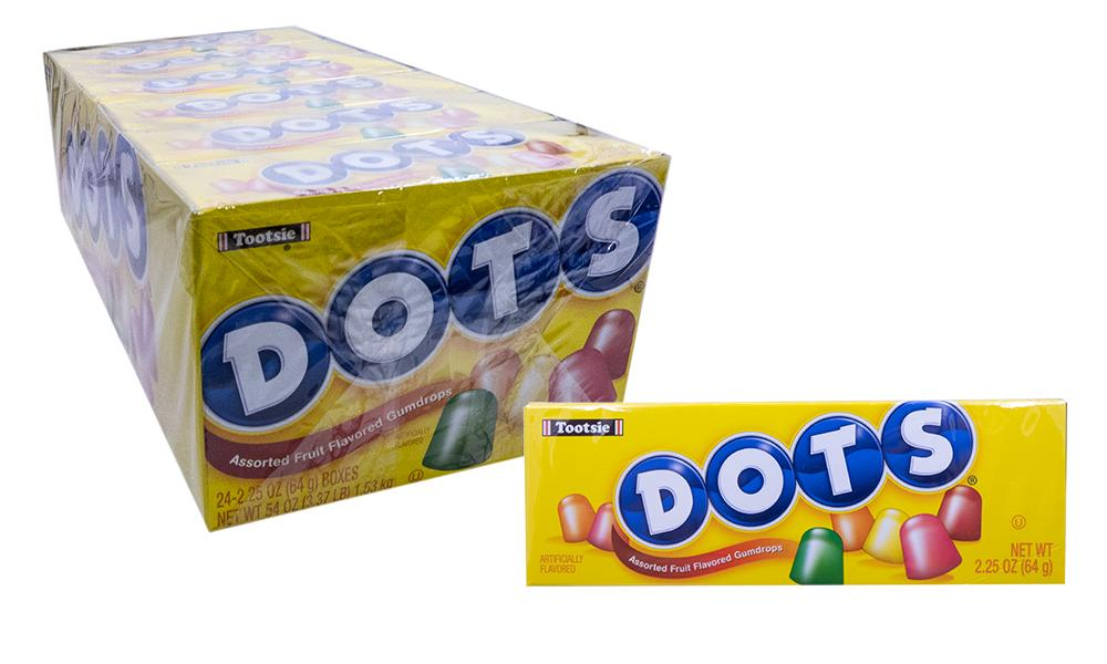 Dots 2.25oz 24 Count Box