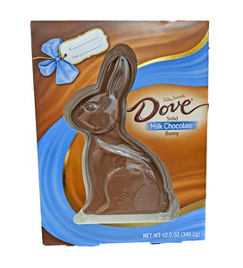Dove Milk Chocolate Bunny 12oz