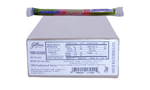Gilliam .5oz Candy Sticks Sour Watermelon 80 Count