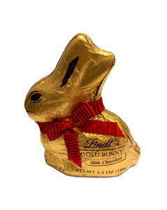 Lindt Milk Chocolate Gold Bunny 3.5oz