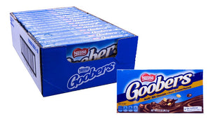 Goobers 3.5oz Theater Box or 15 Count Case