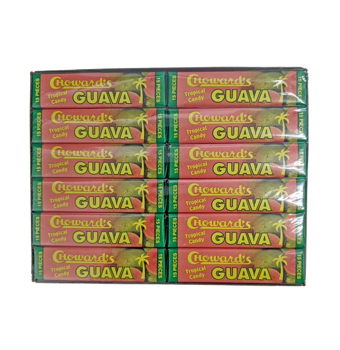 C.Howard Guava 24.8gr or 24 Count Box