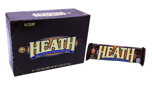 Heath Bar 1.4oz 18 Count Box