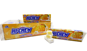 Hi-Chew Mango 1.76oz Bar or 15 Count Box