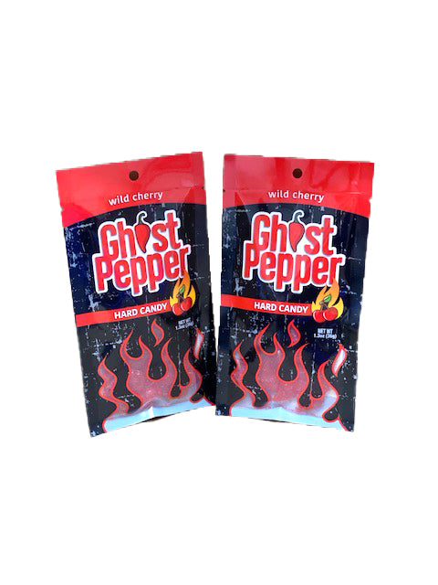 Wild Cherry Ghost Pepper Candy