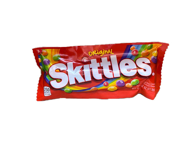 Skittles Original 2.17oz Bag or 36 Count Box