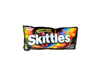 Skittles Sweet Heat 1.8oz Bag or 24 Count Box