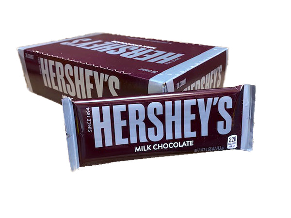 Hershey's Original Milk Chocolate 36 Count Box