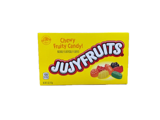 Jujy Fruits 5oz Theater Box or 12 Count Case