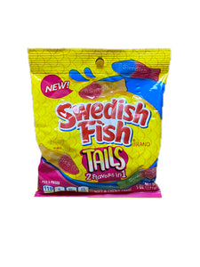 Swedish Fish Tails 5oz Bag