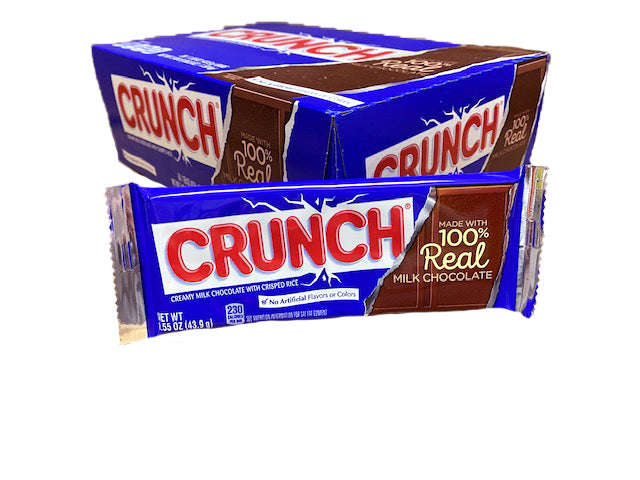 Nestle Crunch 36 Count Box