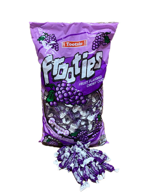 Tootsie Frooties Grape 360 Count Bag