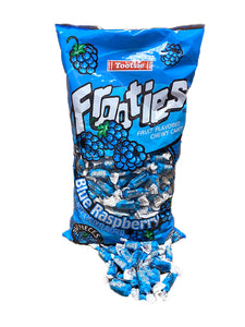 Tootsie Frooties Blue Raspberry 360 Count Bag