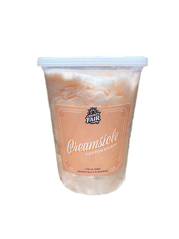 McJak Cotton Candy Creamsicle 1.75oz Tub