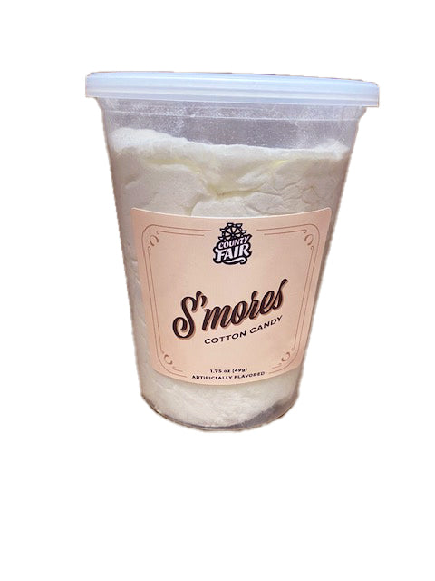 McJak Cotton Candy S'mores 1.75oz Tub