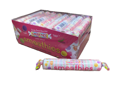 Smarties Smoothies 24 Count Box