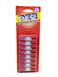 PEZ Blister Pack Cola