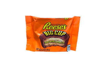 Reese's Big Cup Peanut Butter Cup 1.4oz Cup or 16 Count Box