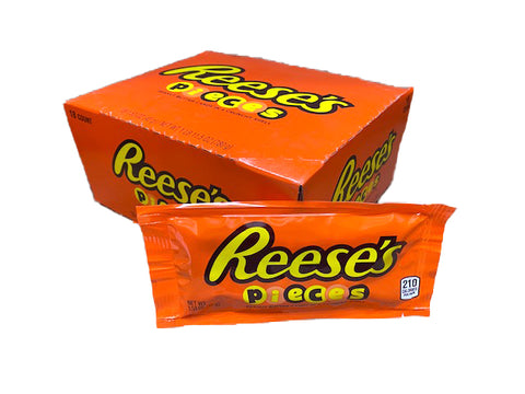 Reese's Pieces 1.53oz Pouch or 18 Count