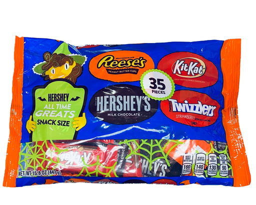 Hershey's All Time Greats Snack Size 15.8oz Bag