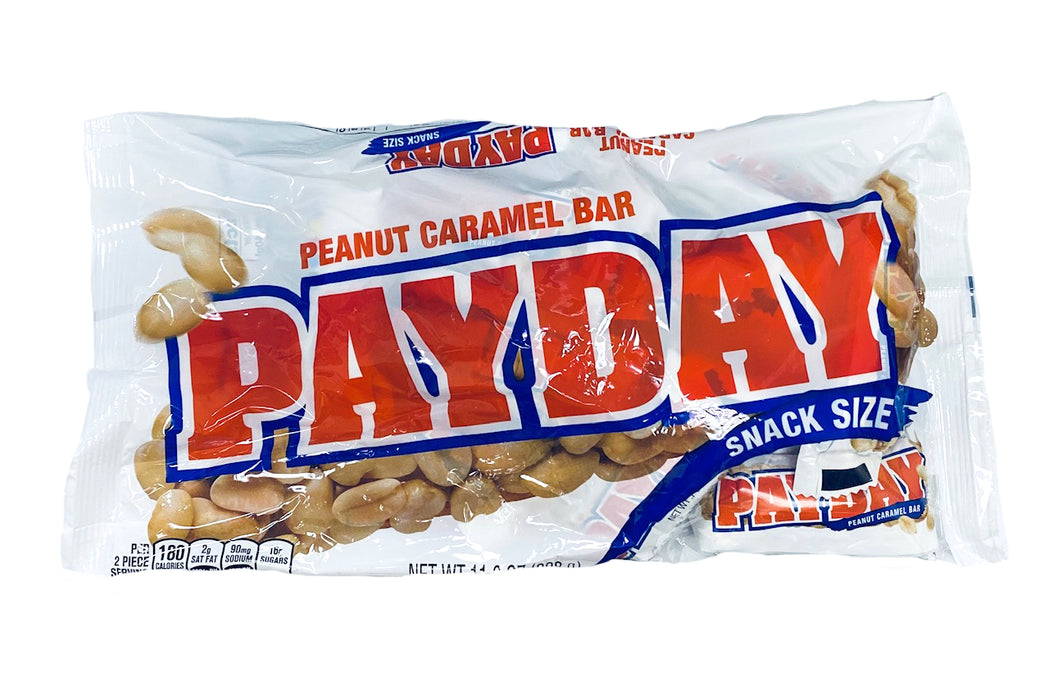 Pay Day Snack Size Bag