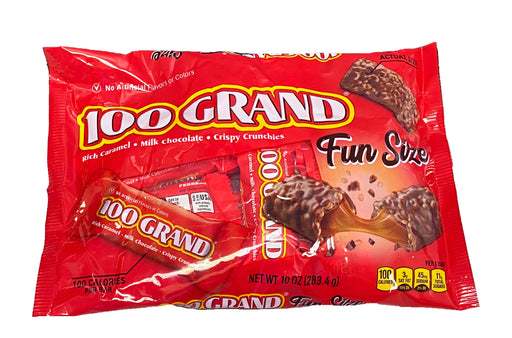 100 Grand Fun Size Bag