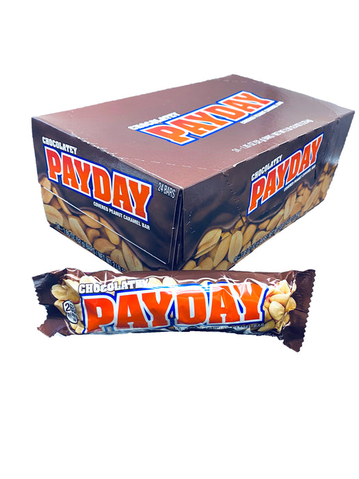 Pay Day Chocolate Covered 1.85oz Bar