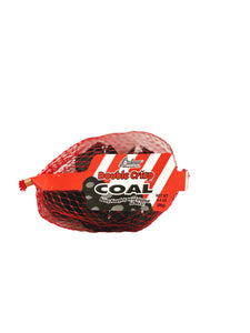 Palmer Double Crisp Coal Stocking Stuffer 3.4oz Mesh Bag