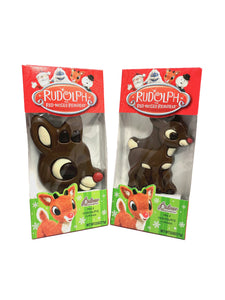 Palmer Rudolph The Red-Nosed Reindeer Chocolate Shapes 2.5oz