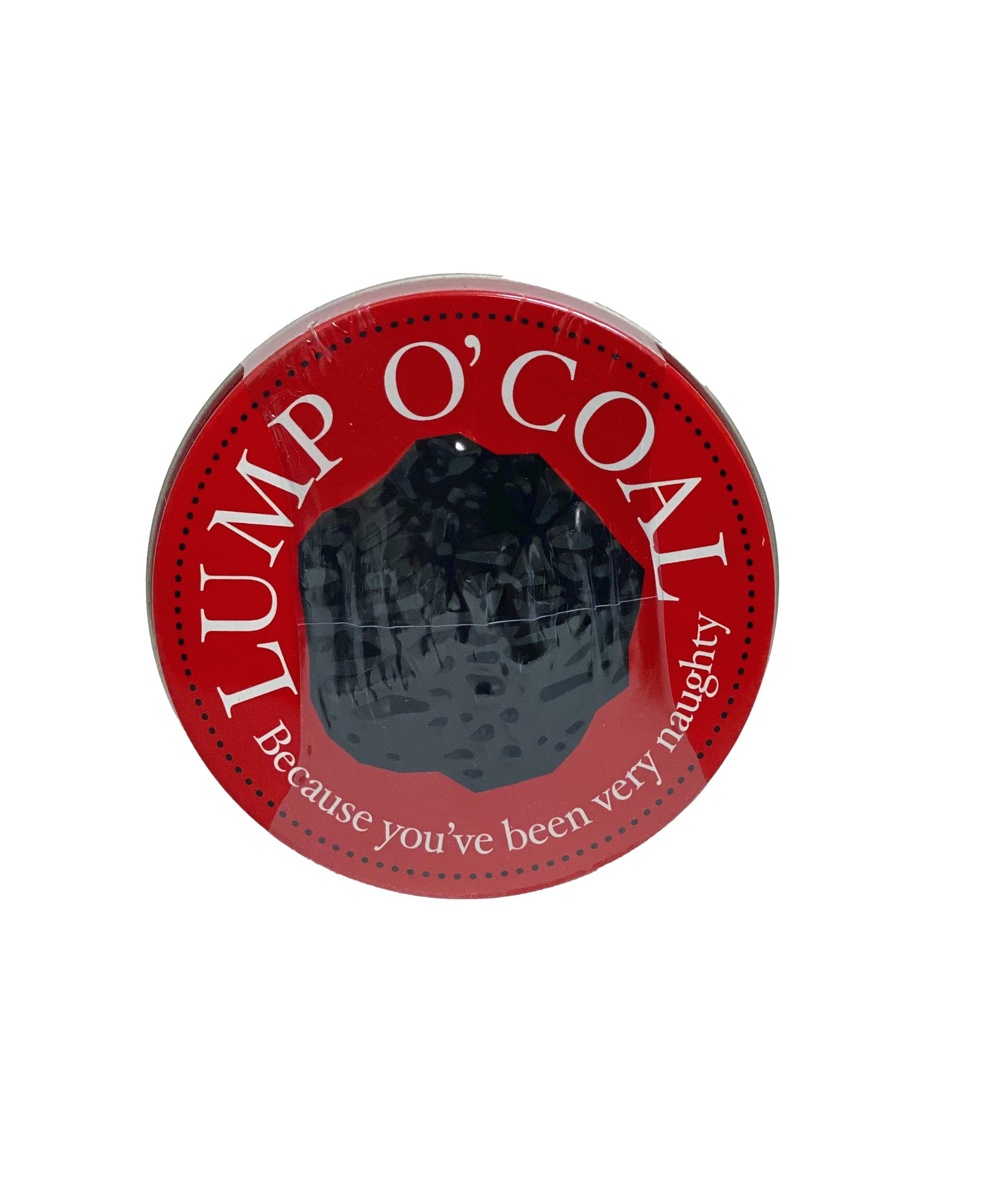 Classic Christmas Lump O'Coal 1.5oz Tin