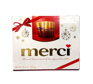 Meci Chocolates Special Holiday Gift Box 7oz