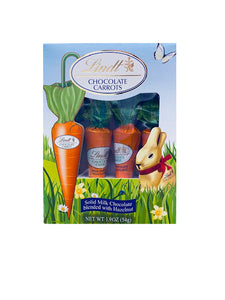 Easter Lindt Chocolate Carrots 1.9oz