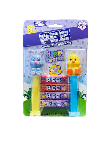 Easter Pez Candy Dispensers 1.16oz