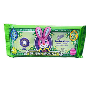 Easter Bunny Munny 4.5oz Double Crisp