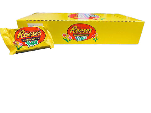 Reese's Peanut Butter 1.2oz Egg 36 Count Box
