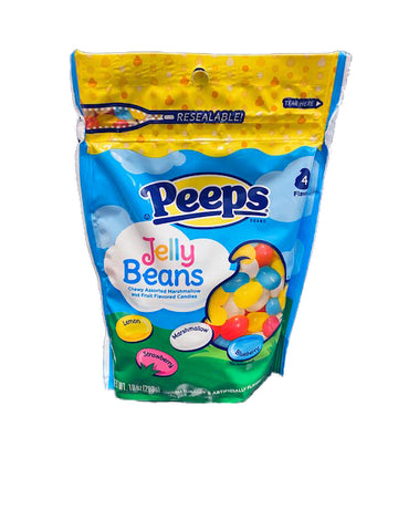 Peeps Jelly Beans 10oz Stand Up Bag