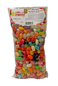Jelly Belly 50 Flavor Assorted 1lb Bag
