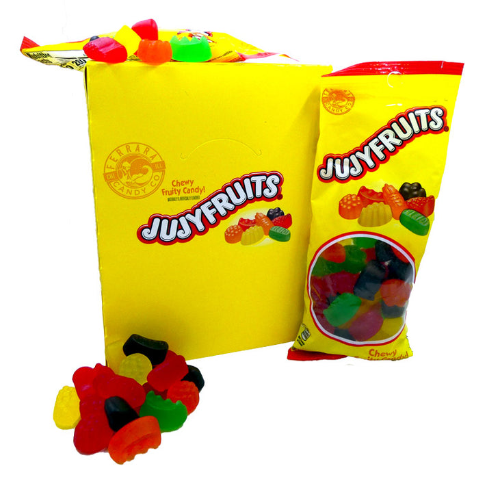 Jujy Fruit 3oz Bag or 8 Count Box