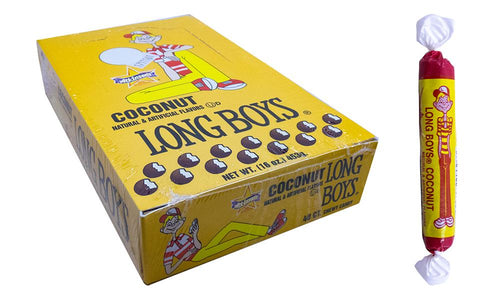 Long Boys 9.5gr Coconut 48 Count Box