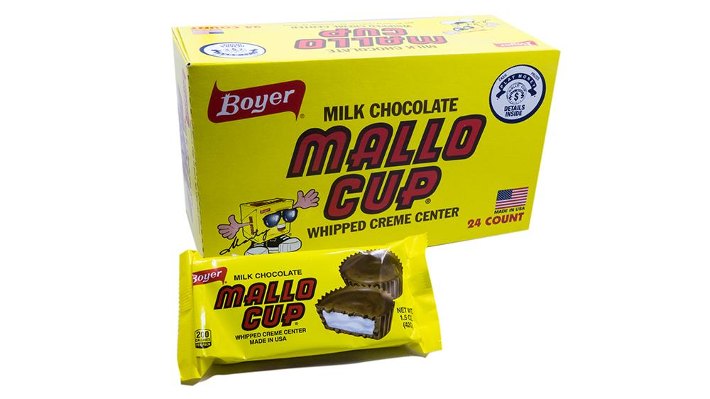 Boyer Mallo Cup 1.5oz Piece or 24 Count Box