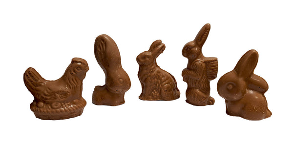 Chocolate Bunny 2oz