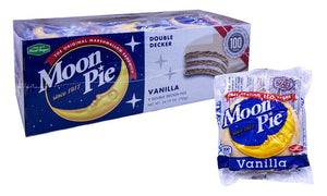 Moon Pie Double Decker Vanilla 2.75oz 9 Count Box