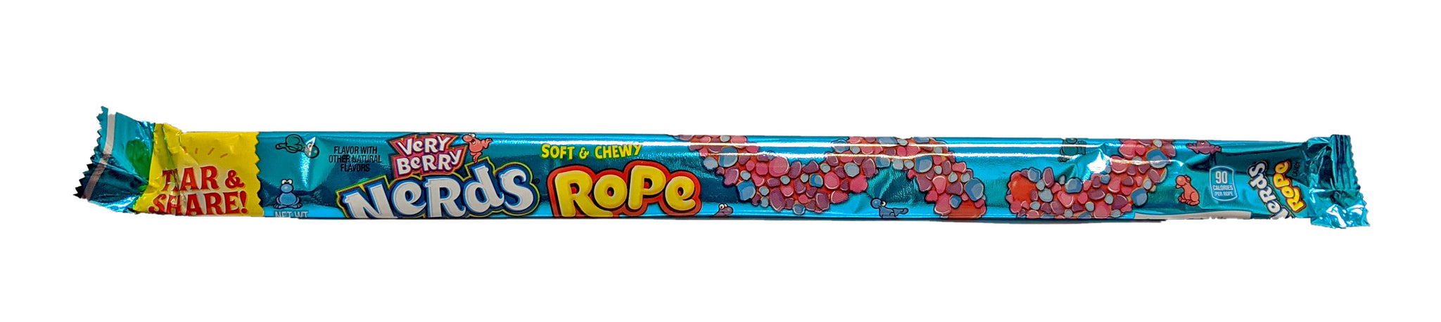 Nerds Rope Very Berry .92oz Rope or 24 Count Box