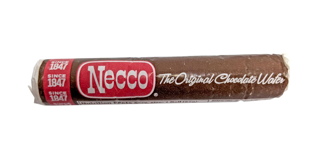 NECCO Wafers Chocolate