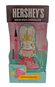 Hershey's Milk Chocolate Princess Bunny 5oz