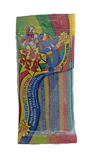 Sour Power Belts Quattro 1.75oz Package or 24 Count