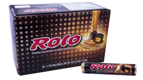 Rolo 1.7oz Roll or 36 Count Box