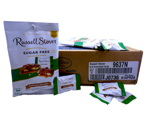 Russell Stover Sugar Free Almond Delights 3oz Bag or 12 Count Box